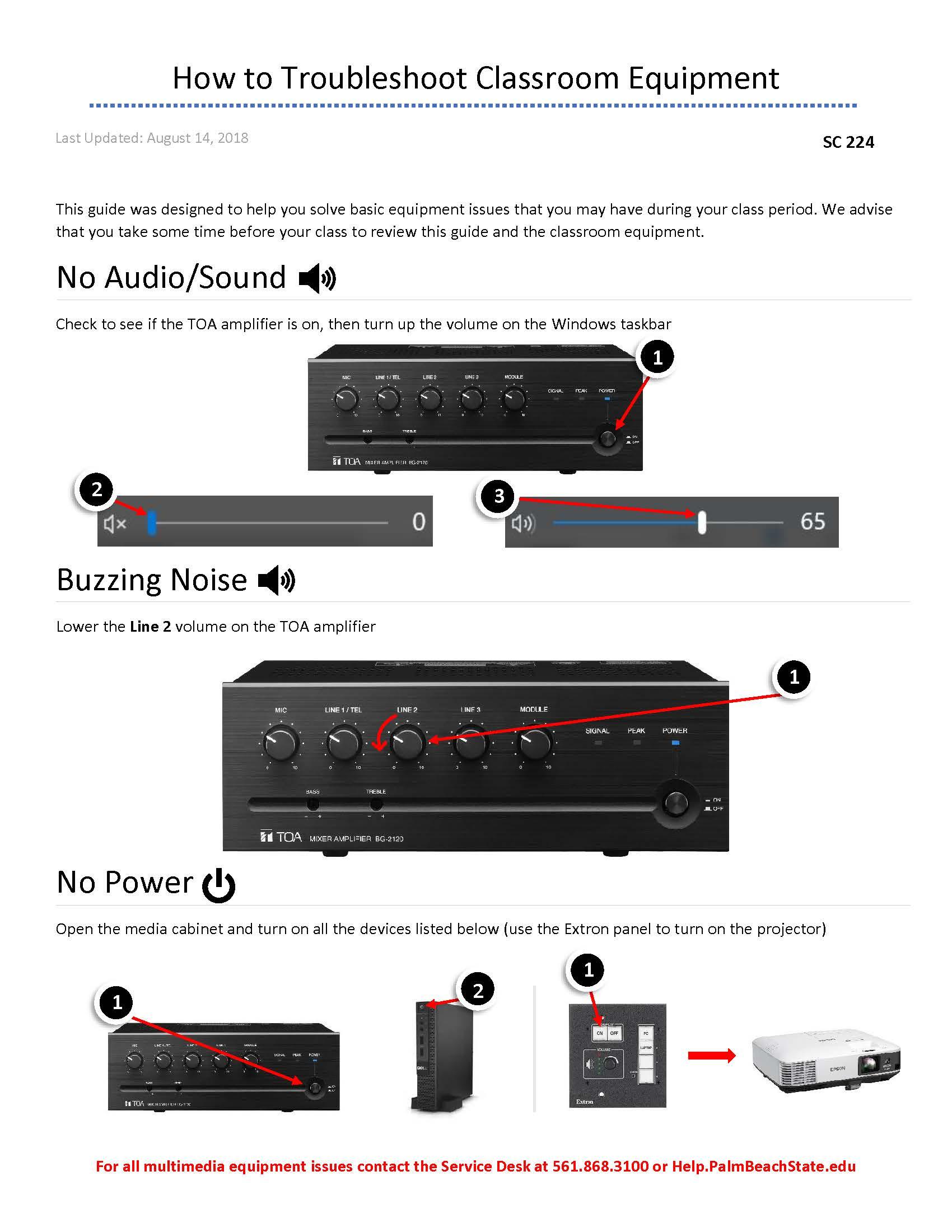 SC224 Multimedia Guide