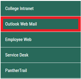 Select Outlook Web mail