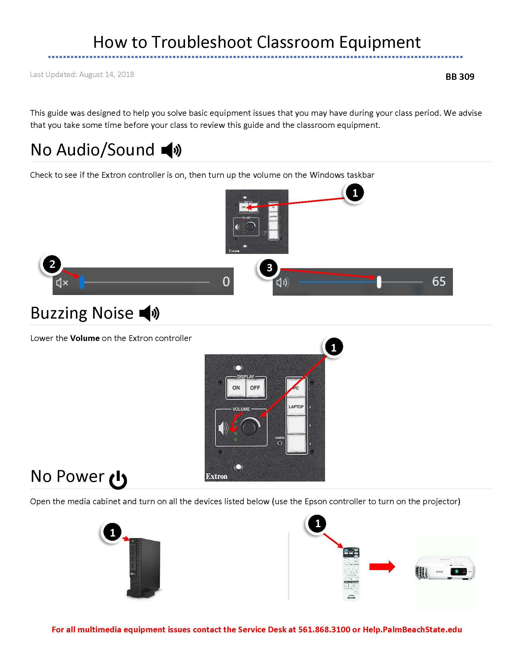 BB309 Multimedia Guide