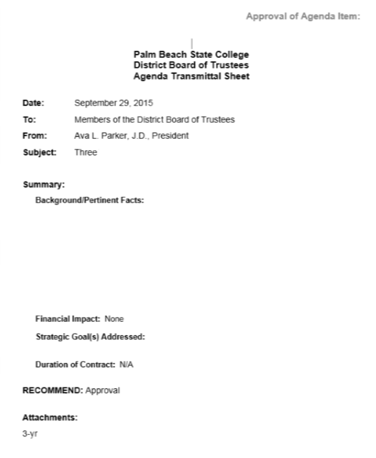 Print preview word document example